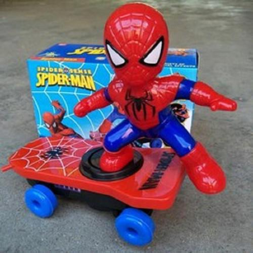 Đồ chơi người nhện trượt ván cho bé - 5403237 , 11767286 , 15_11767286 , 100000 , Do-choi-nguoi-nhen-truot-van-cho-be-15_11767286 , sendo.vn , Đồ chơi người nhện trượt ván cho bé