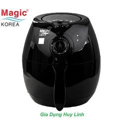 Nồi chiên không dầu Magic Korea A70 New - Đen - Magic A70 New Đen