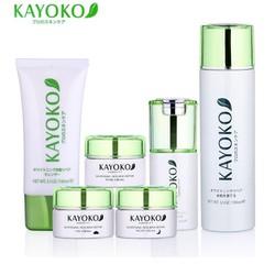 Bộ mỹ phẩm Kayoko trị nám da, tàn nhang 6 in 1 – Nhật Bản