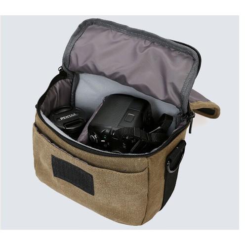 Túi đựng máy ảnh microless vải bố