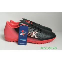 Giày Đá Bóng AK221Black