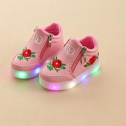 [Rẻvôđịch]-Xả Giày thể thao đèn phát sáng cho bé