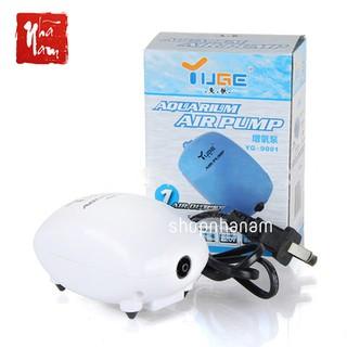 Máy tạo ô xy cho bể cá phụ kiện bể cá thiết bị bể cá - BCPK_MayTaoOxi thumbnail
