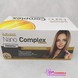 Thuốc duỗi tóc Lavox nano complex phục hồi tóc mini