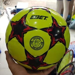 Quả Bóng đá động lực số 5 EBET - chính hãng tặng kim bơm và túi lưới - Quả Bóng đá động lực số 5 thumbnail
