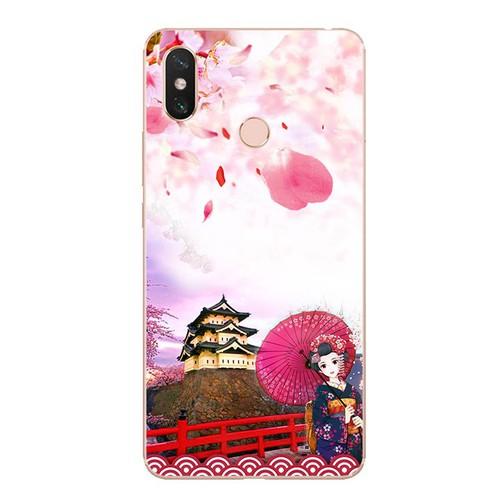 Ốp lưng điện thoại xiaomi mi max 3 - Nhật  Bản