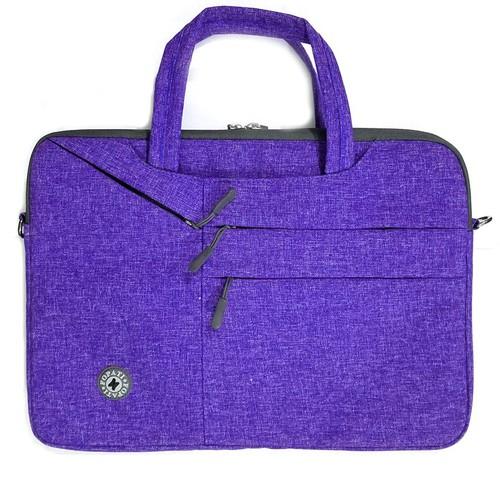 Túi chống sốc Fopati màu xanh dương dành cho laptop 14 inch