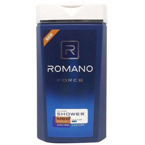 Sữa tắm Romano Force chai 380g - 5418767 , 11785071 , 15_11785071 , 193000 , Sua-tam-Romano-Force-chai-380g-15_11785071 , sendo.vn , Sữa tắm Romano Force chai 380g