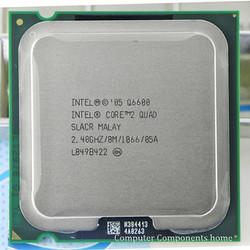 CPU Intel Core 2 Quad Q6600