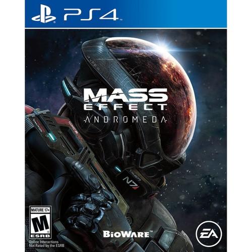 Đĩa game PS4 - Mass Effect Andromeda - mới