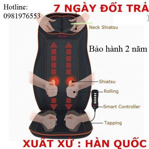 Ghế Đệm Massage toàn thân Hàn Quốc.dùng ô tô và ở nhà - 958 phc- - 5424332 , 11792127 , 15_11792127 , 1900000 , Ghe-Dem-Massage-toan-than-Han-Quoc.dung-o-to-va-o-nha-958-phc--15_11792127 , sendo.vn , Ghế Đệm Massage toàn thân Hàn Quốc.dùng ô tô và ở nhà - 958 phc-