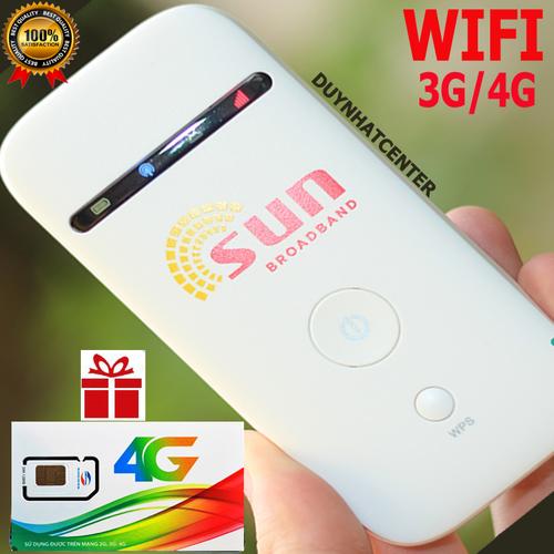 Thiết bị phát wifi 3G 4G TỪ SIM , SÓNG ỔN ĐỊNH, PIN TRÂU, QUÀ KHỦNG