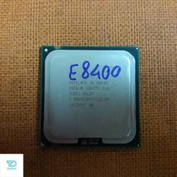 Bộ vi xử lý CPU Intel Core2 Duo E8400 socket 775 - Chip E8400