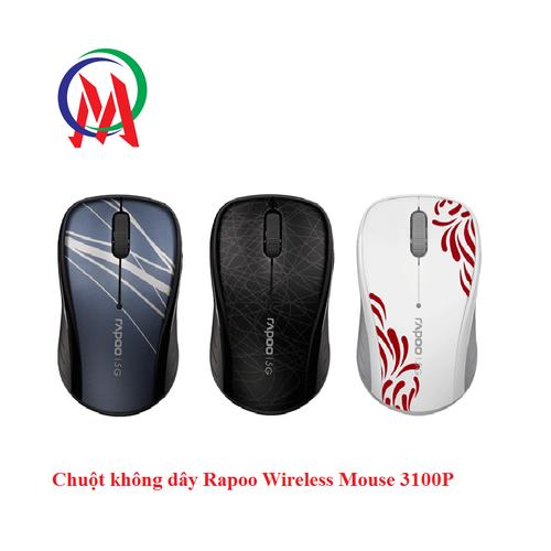 Chuột không dây Wireless Mouse 3100P