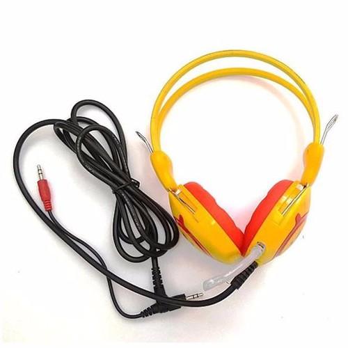 tai nghe chụp tai - tai nghe chụp tai có mic - PKSA0153