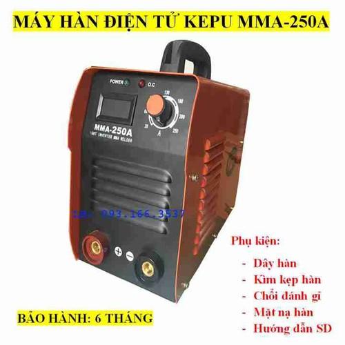 Máy hàn điện từ Kepu MMA- 250A - 6208791 , 12769671 , 15_12769671 , 1830000 , May-han-dien-tu-Kepu-MMA-250A-15_12769671 , sendo.vn , Máy hàn điện từ Kepu MMA- 250A