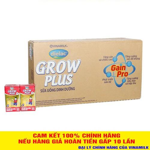 [Nhập SALESN giảm 10K] Sữa bột pha sẵn Dielac grow plus Vinamilk 110ml thùng 48 hộp - 4417459 , 11494548 , 15_11494548 , 270000 , Nhap-SALESN-giam-10K-Sua-bot-pha-san-Dielac-grow-plus-Vinamilk-110ml-thung-48-hop-15_11494548 , sendo.vn , [Nhập SALESN giảm 10K] Sữa bột pha sẵn Dielac grow plus Vinamilk 110ml thùng 48 hộp