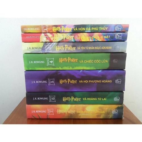 Harry Potter Trọn Bộ 7 Tập - 4545832 , 13256637 , 15_13256637 , 349000 , Harry-Potter-Tron-Bo-7-Tap-15_13256637 , sendo.vn , Harry Potter Trọn Bộ 7 Tập