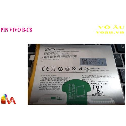 PIN VIVO B-C8