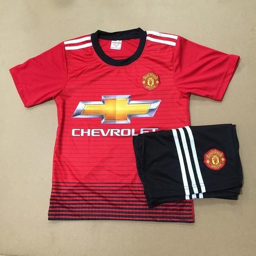Bộ Quần Aó Đá Banh MU đỏ cho trẻ em|Bộ quần áo thể thao trẻ em - 5433484 , 11805045 , 15_11805045 , 110000 , Bo-Quan-Ao-Da-Banh-MU-do-cho-tre-emBo-quan-ao-the-thao-tre-em-15_11805045 , sendo.vn , Bộ Quần Aó Đá Banh MU đỏ cho trẻ em|Bộ quần áo thể thao trẻ em