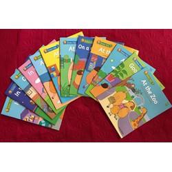 Bộ sách POTATO PALS 12 cuốn Level 1 và 2 cho bé học tiếng anh