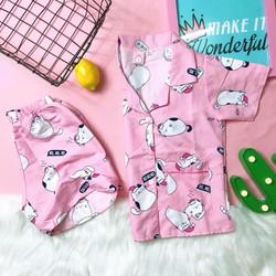 Bộ pijama cho bé từ 8 - 30kg
