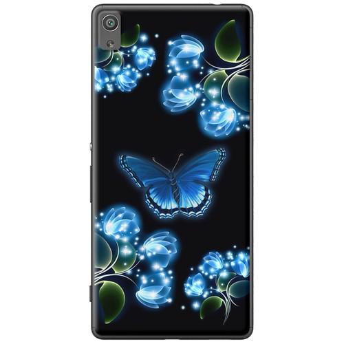 Ốp lưng nhựa dẻo Sony XA Ultra Bướm xanh - 5443799 , 11820034 , 15_11820034 , 120000 , Op-lung-nhua-deo-Sony-XA-Ultra-Buom-xanh-15_11820034 , sendo.vn , Ốp lưng nhựa dẻo Sony XA Ultra Bướm xanh