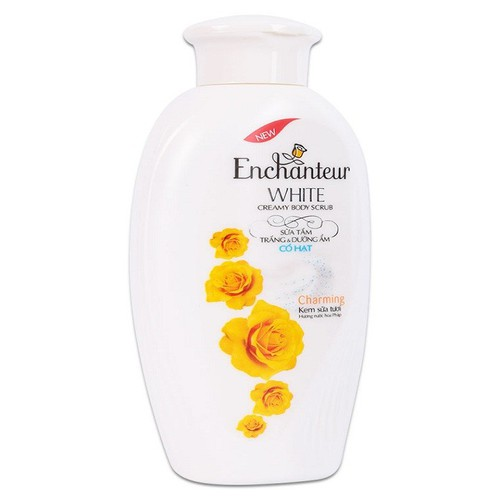 Sữa Tắm Enchanteur hạt charming 180g - 5438210 , 11811837 , 15_11811837 , 125000 , Sua-Tam-Enchanteur-hat-charming-180g-15_11811837 , sendo.vn , Sữa Tắm Enchanteur hạt charming 180g