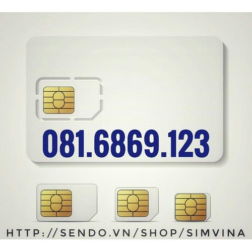 Sim Vina 0816869123