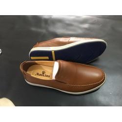 Giày mềm nam da bò thật GN01 BH 1 năm