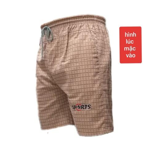 quần đùi kaki nam dày dặn bền đẹp