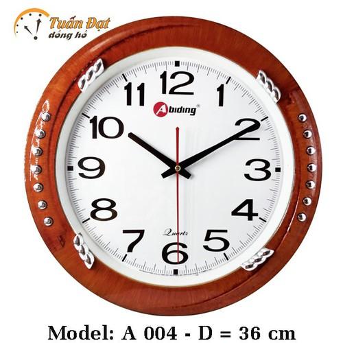 Đồng hồ treo tường A004