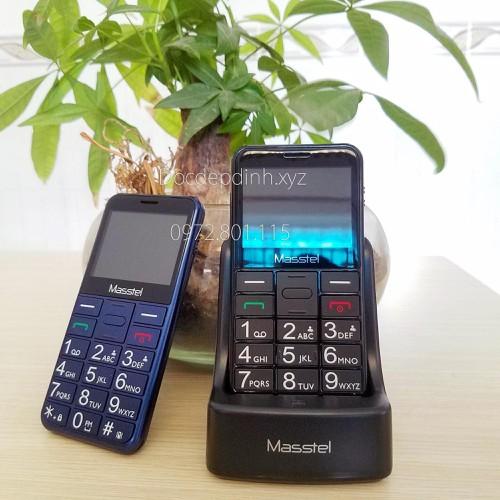 Điện thoại cho người già Fami Viet mẫu mới ra mắt | Tặng Dock sạc nhanh - Hàng chính hãng