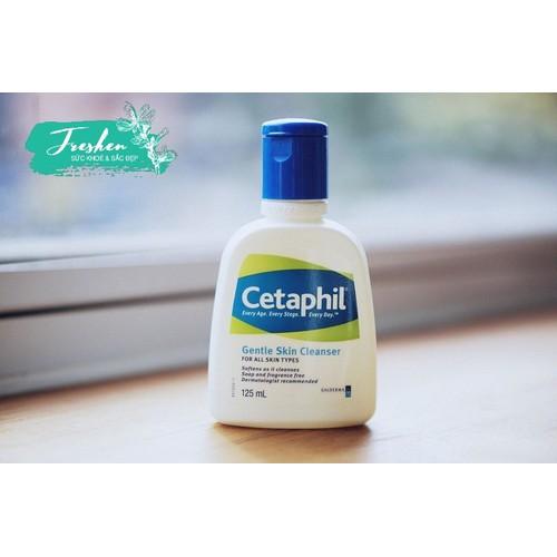 Sữa Rửa Mặt Dịu Nhẹ Cetaphil Gentle Skin Cleanser