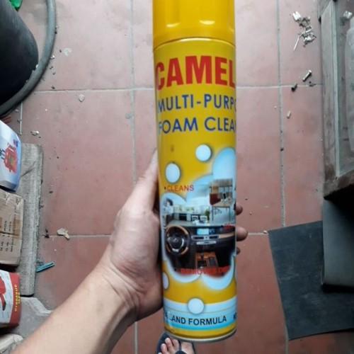 Xịt sạch xịt bọt Xịt rửa nội thất đồ da nhựa cabin ô tô - nhà cửa