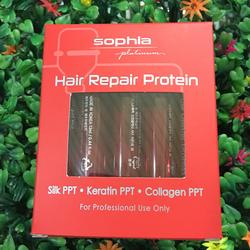 PROTEIN phục hồi tóc hư nát Sophia 13mlx10