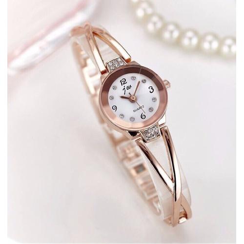 đồng hồ nữ dây da mặt tròn thời trang - 5440521 , 11815569 , 15_11815569 , 165000 , dong-ho-nu-day-da-mat-tron-thoi-trang-15_11815569 , sendo.vn , đồng hồ nữ dây da mặt tròn thời trang