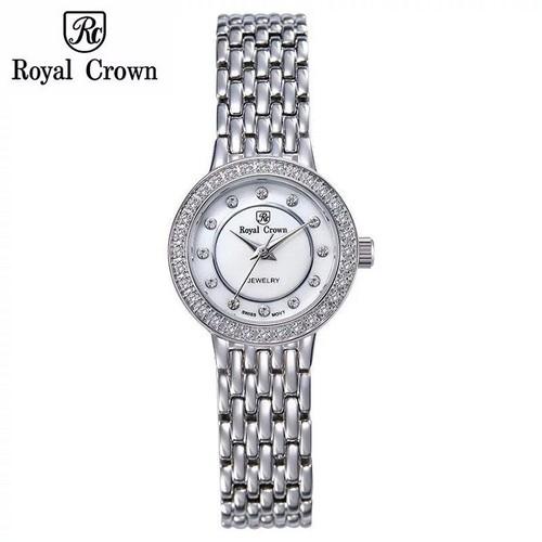 Đồng hồ nữ chính hãng Royal Crown 3650 dây thép - 5454418 , 11834751 , 15_11834751 , 2899000 , Dong-ho-nu-chinh-hang-Royal-Crown-3650-day-thep-15_11834751 , sendo.vn , Đồng hồ nữ chính hãng Royal Crown 3650 dây thép