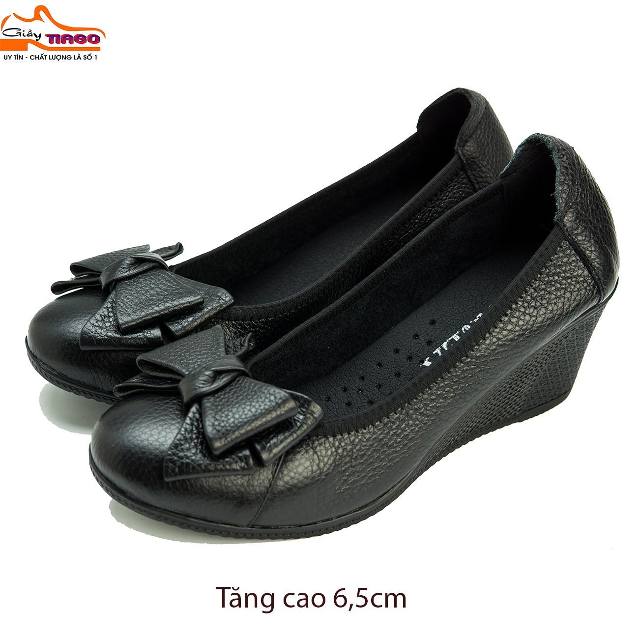 Giày nữ da bò - giày nữ da bò