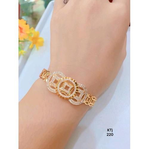 lắc tay nữ vàng tây 10 kara - 5444353 , 11820980 , 15_11820980 , 4350000 , lac-tay-nu-vang-tay-10-kara-15_11820980 , sendo.vn , lắc tay nữ vàng tây 10 kara