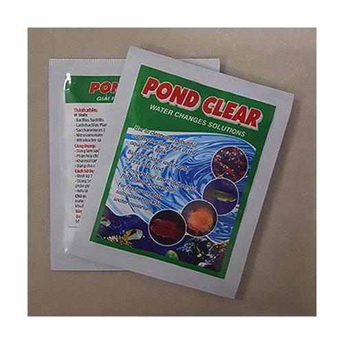 POND CLEAR Men vi sinh giúp làm sạch và trong nước Hồ Cá Cảnh Gói 10g - 5449450 , 11828123 , 15_11828123 , 49000 , POND-CLEAR-Men-vi-sinh-giup-lam-sach-va-trong-nuoc-Ho-Ca-Canh-Goi-10g-15_11828123 , sendo.vn , POND CLEAR Men vi sinh giúp làm sạch và trong nước Hồ Cá Cảnh Gói 10g