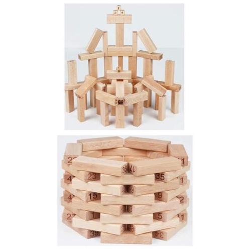đồ chơi rút gỗ loại to