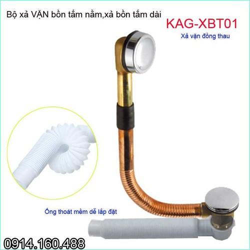 Xả vặn bồn tắm bằng thau, Bộ xả dùng cho bồn tắm nằm KAG-XBT01 - 5446017 , 11822965 , 15_11822965 , 645000 , Xa-van-bon-tam-bang-thau-Bo-xa-dung-cho-bon-tam-nam-KAG-XBT01-15_11822965 , sendo.vn , Xả vặn bồn tắm bằng thau, Bộ xả dùng cho bồn tắm nằm KAG-XBT01