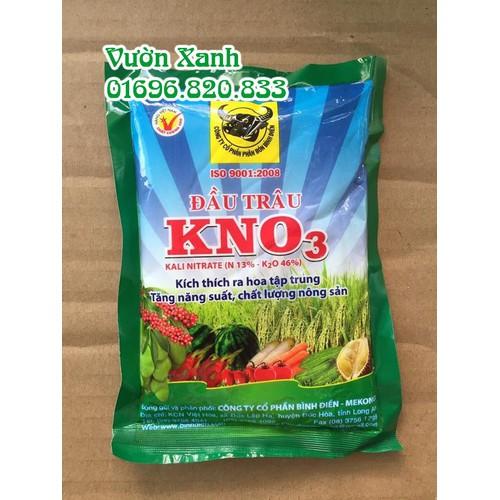 Phân bón đầu trâu KNO3 200gr
