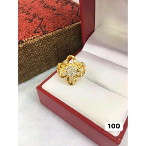 nhẫn nữ vàng tây 10 kara - 5444514 , 11821171 , 15_11821171 , 2200000 , nhan-nu-vang-tay-10-kara-15_11821171 , sendo.vn , nhẫn nữ vàng tây 10 kara