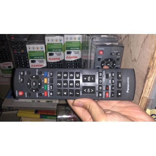 10 chiếc điều khiển panasonic lcd