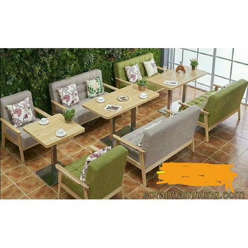 sofa tay cầm gỗ giá rẻ  0975 717 038