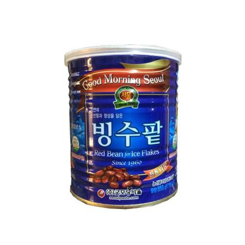 Đậu đỏ ngọt Seoul – hộp 850g