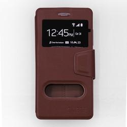 Bao da Nokia 9 Onjess giá rẻ nâu