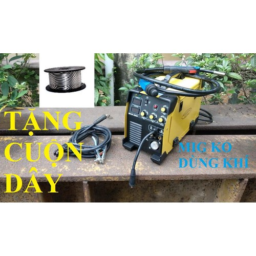 Máy hàn Mig mini 250A không dùng khí, tặng cuộn dây hàn ,giá rẻ nhất - 5459505 , 11841115 , 15_11841115 , 5390000 , May-han-Mig-mini-250A-khong-dung-khi-tang-cuon-day-han-gia-re-nhat-15_11841115 , sendo.vn , Máy hàn Mig mini 250A không dùng khí, tặng cuộn dây hàn ,giá rẻ nhất